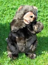 Förster Bär braun stehend 26 cm (5940)
