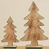 Baum Holm zum Stellen Holz 2 Größen (301640)