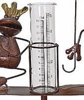 Regenmesser Ersatzglas 4 cm