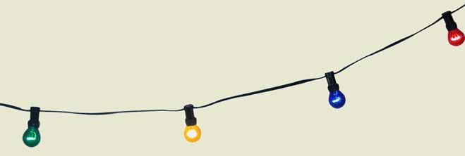 au en lichterkette garten sommer beleuchtung partylicht. Black Bedroom Furniture Sets. Home Design Ideas