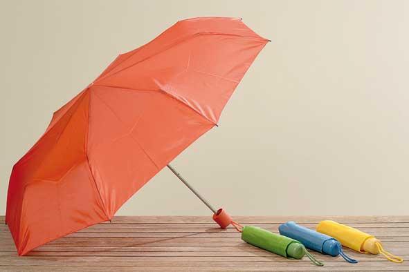 regenschirm taschenschirm in 4 farben 450800 neu schirm ebay. Black Bedroom Furniture Sets. Home Design Ideas