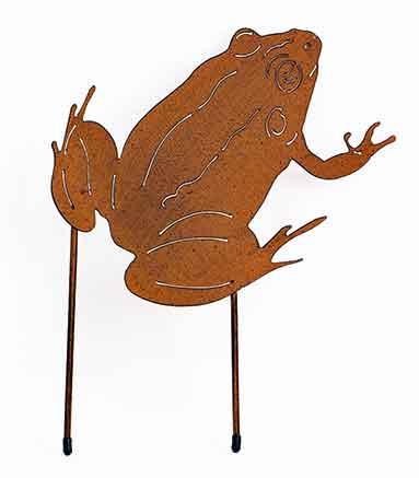Gartenstecker Beetstecker Frosch (924385)