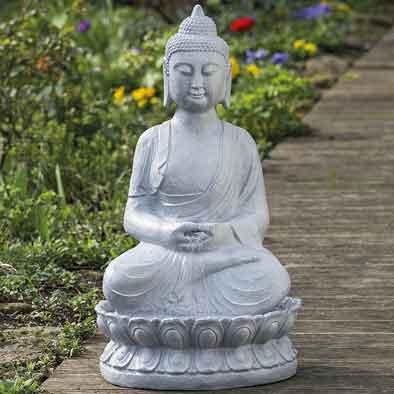Buddha Outdoor Brunnen 71 cm inkl. Pumpe (1001794)