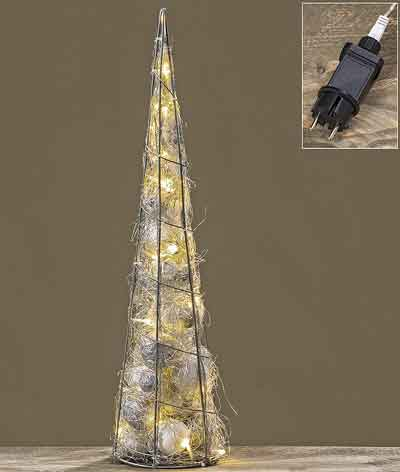 LED-Kegel Flippo 60 cm (833110)