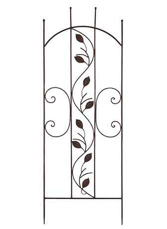 Rankhilfe Flora braun 127 cm (929512)