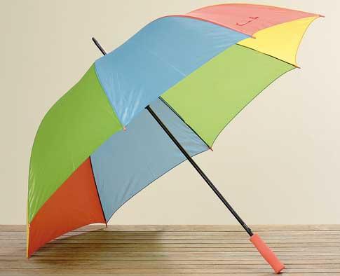 Regenschirm Stockschirm bunt groß (450820)