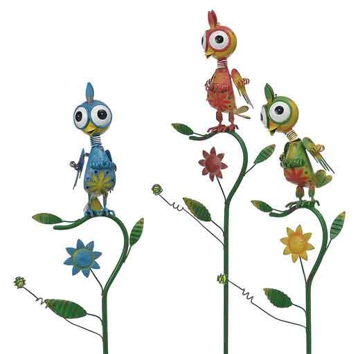 Gartenstecker Vogel Paddy 120 cm (459180)