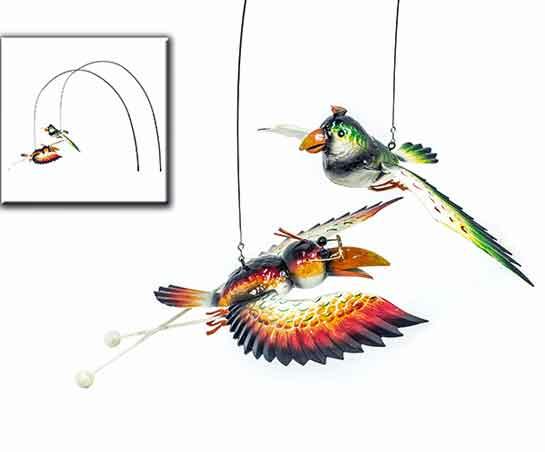 Gartenstecker Flying Bird Wipper (923401)